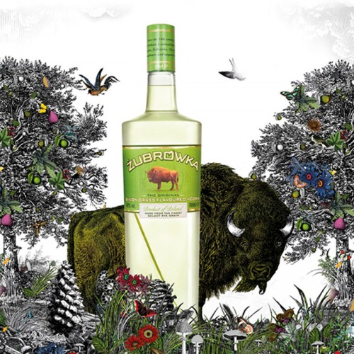 Agence communication Rangoon - promotion des ventes ventes animations shopper lancement Zubrowka Original Biala