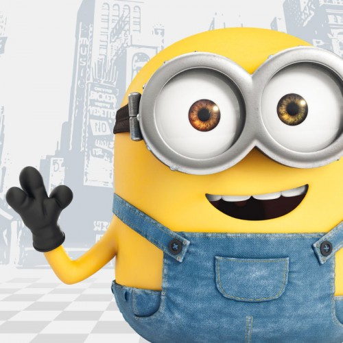 Agence communication Rangoon - promotion des ventes shopper licencing Universal Minions Nestle Cereales