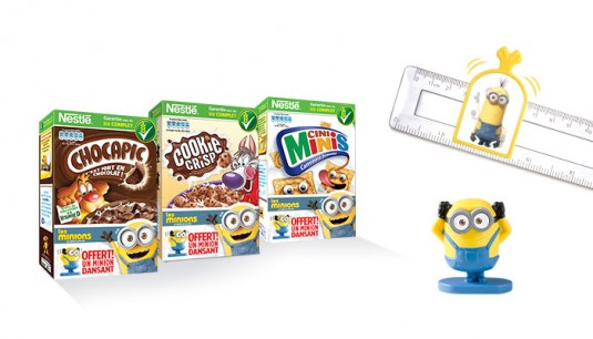 Brossard-licence-Les-Minions-packaging