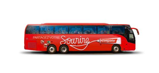 bus colgate