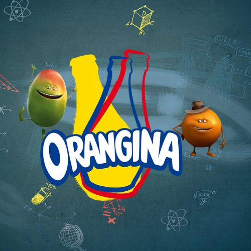 Agence communication Rangoon - promotion des ventes shopper Orangina Oasis