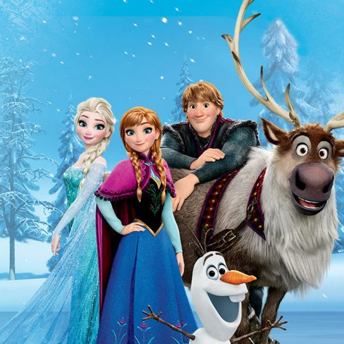 Agence communication Rangoon - promotion licencing Disney Reine Des Neiges Danone