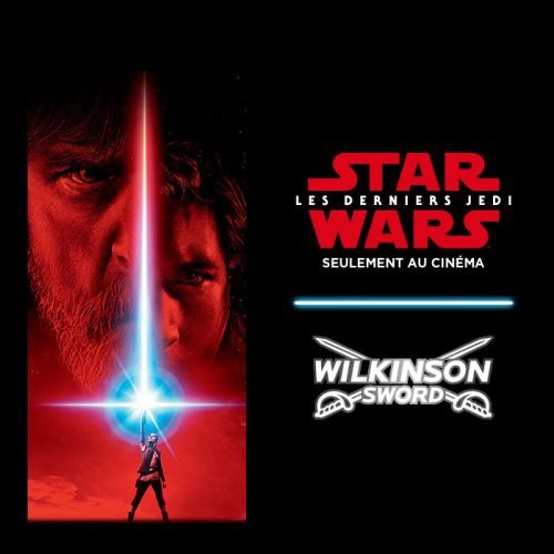 Agence communication Rangoon - promotion des ventes shopper marketing jeu concours en ligne Wilkinson licencing Star Wars
