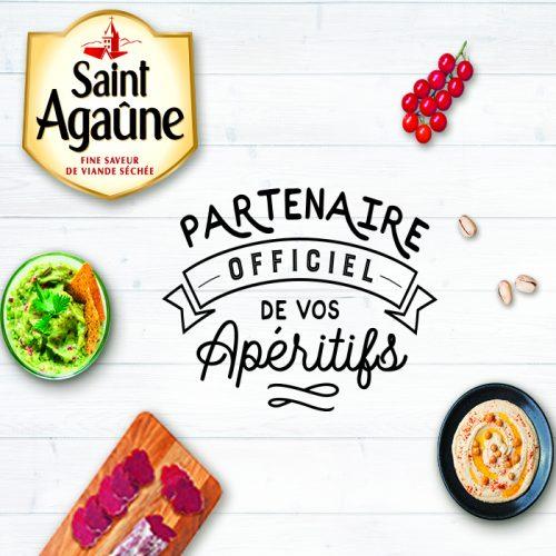 Saint Agaûne apéritif