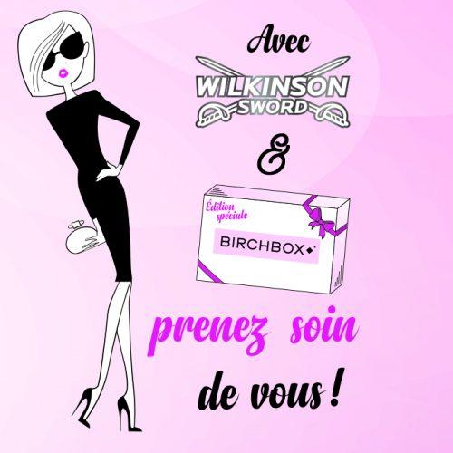 Wilkinson Birchbox