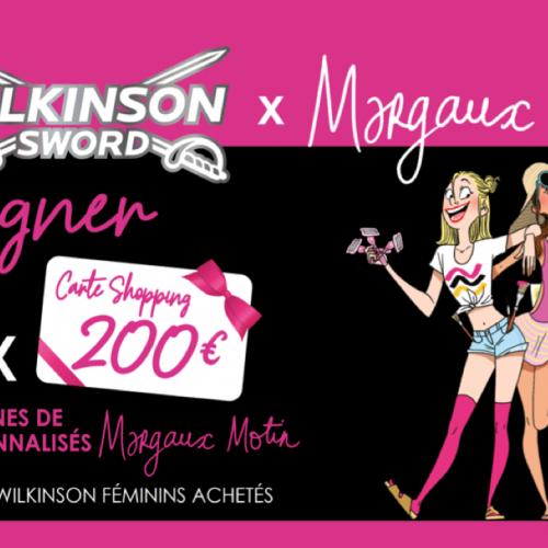 Agence Rangoon Wilkinson Sword Margaux Motin