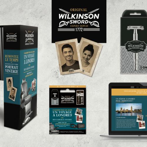 Agence Rangoon Wilkinson vintage