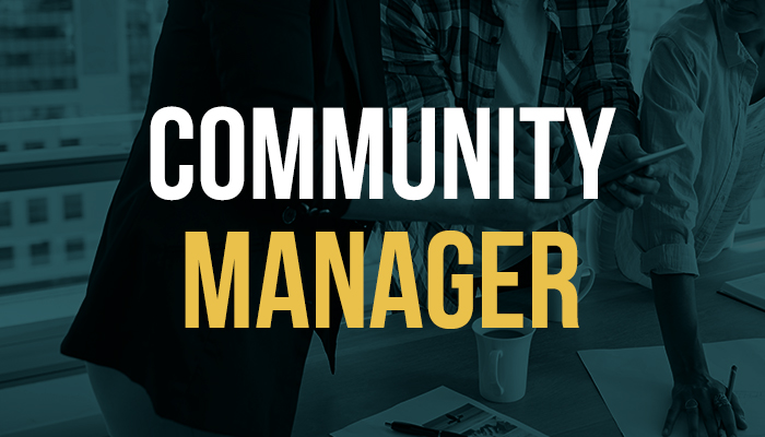 Community manager H/F (Stage/Alternance)