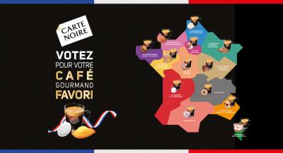 Agence communication Rangoon - communication 360 shopper marketing digital social media cafe Carte Noire engagement Made In France