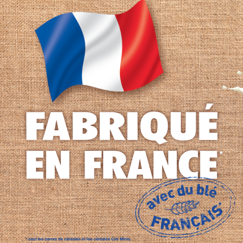 Agence communication Rangoon - shopper marketing Cereales Nestle engagement made in france